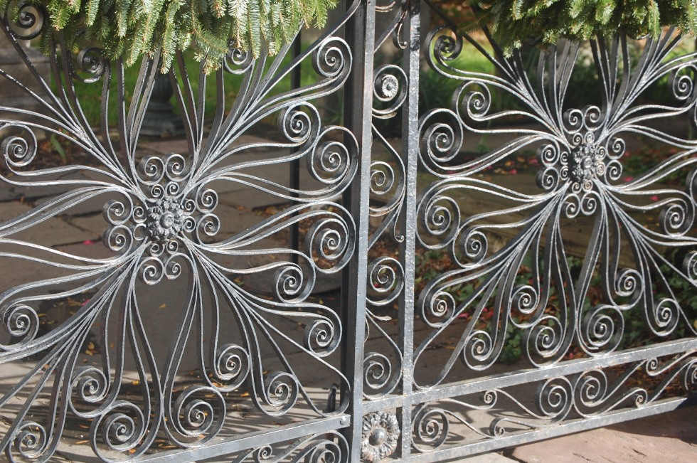 Ornamental Ironwork
