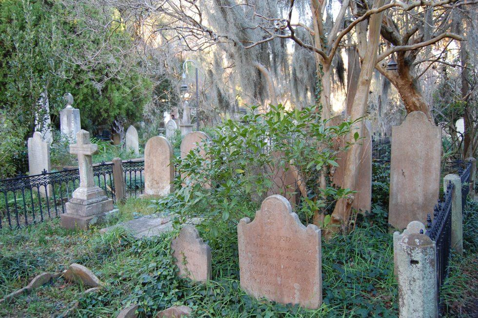 Charleston Unitarian Cemetary