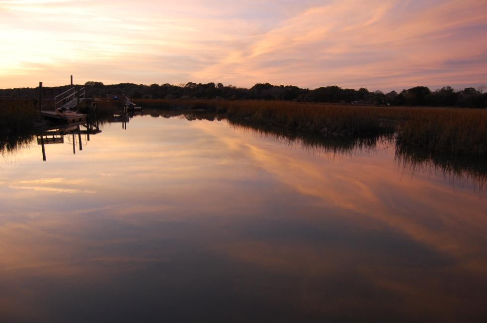 Edisto Beach sunset