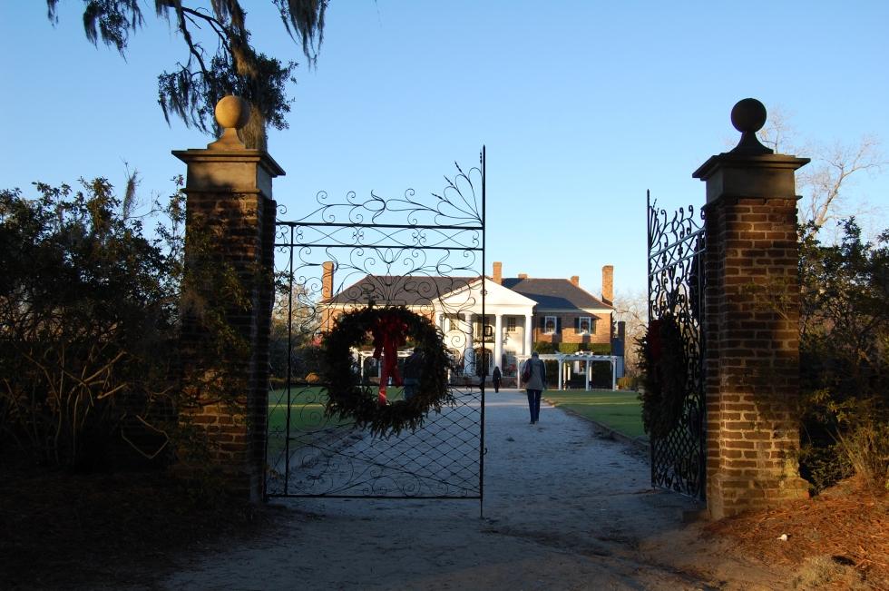 Boone Plantation house