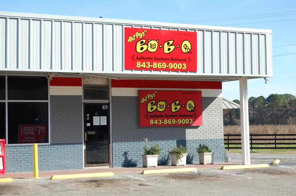 Po' Pigs Bo-B-Q