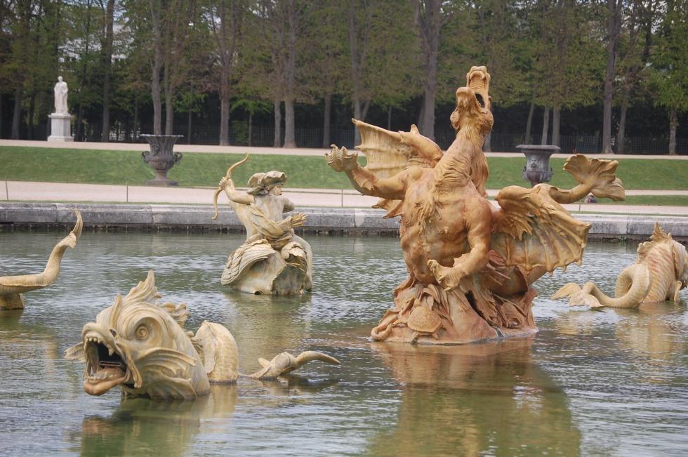 Versailles Gardens