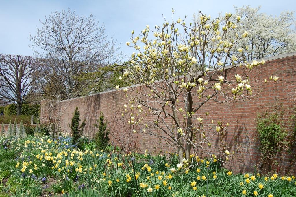 English Walled Garden, Chicago Botanic Garden