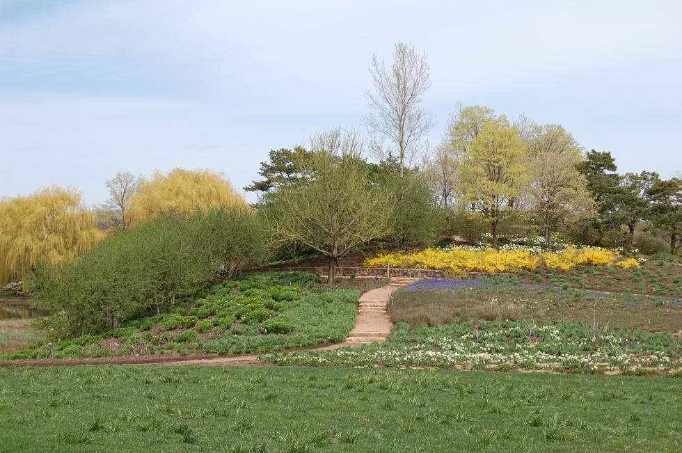 Carillon, Chicago Botanic Garden, Evening Island