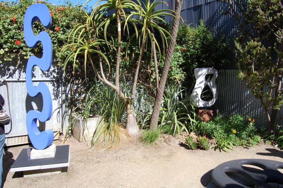 Gil Sculpture Garden