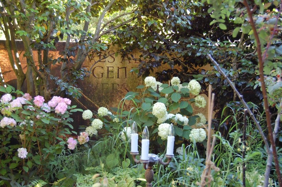 back garden shirley watts