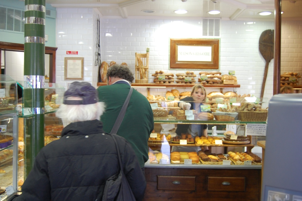 Paris bakeries