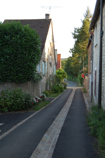 Street in Giverny