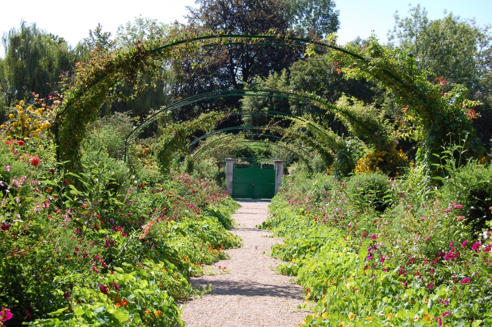 Giverny grand allee
