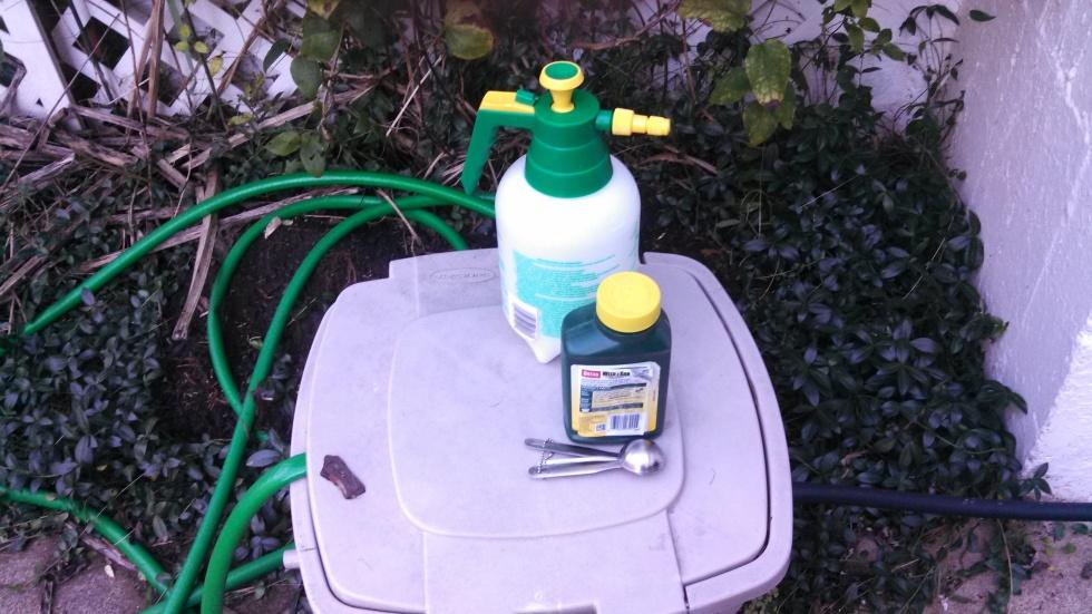 herbicide stuff