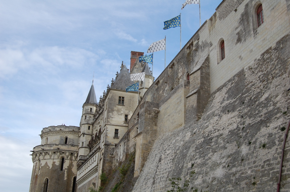 Amboise, Chateau D'Amboise