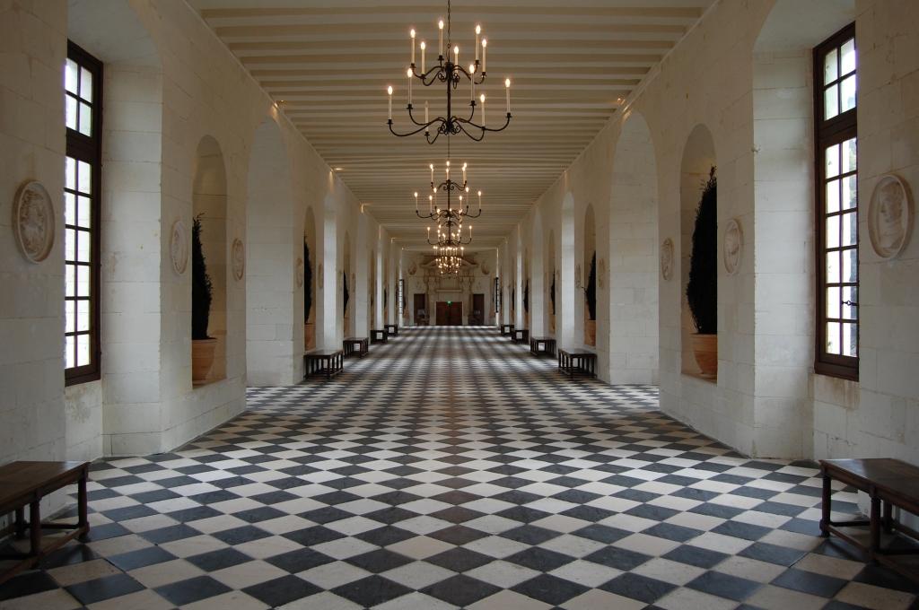 Medici gallery Chenonceau