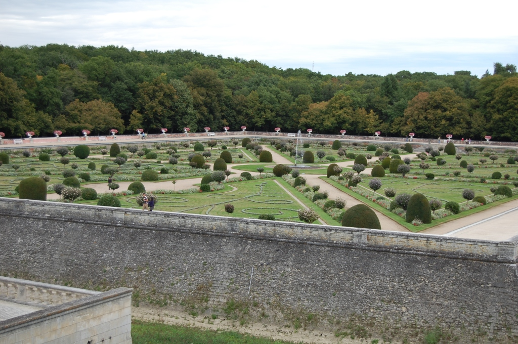 Garden of Diane de Poitiers