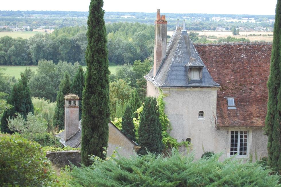 Chateau de Nazelles, Loire Valley, Nazelles