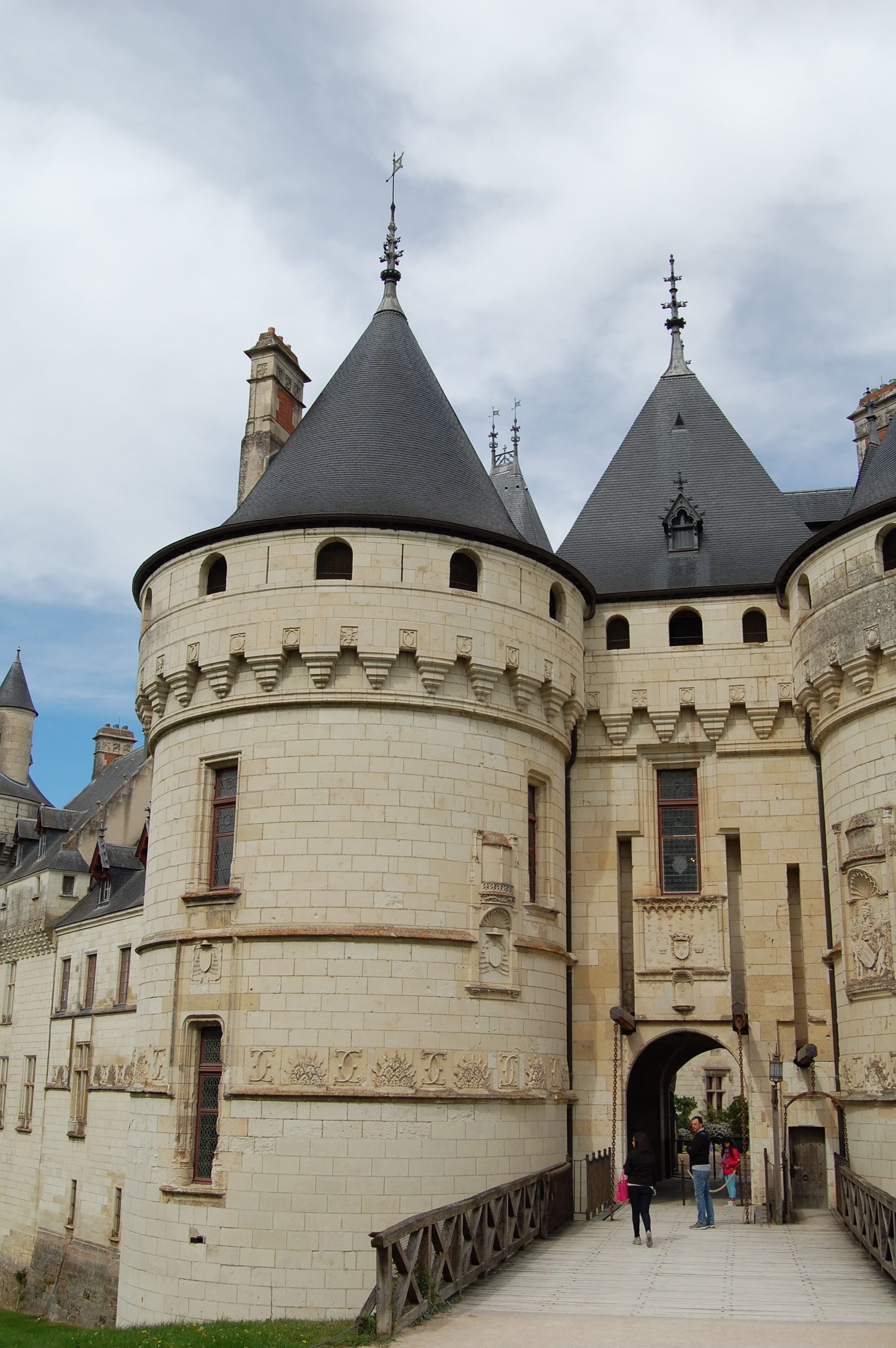 Exceptionnel Ignoring 'No Entry' Signs at Chateau de Chaumont – gardeninacity QF14