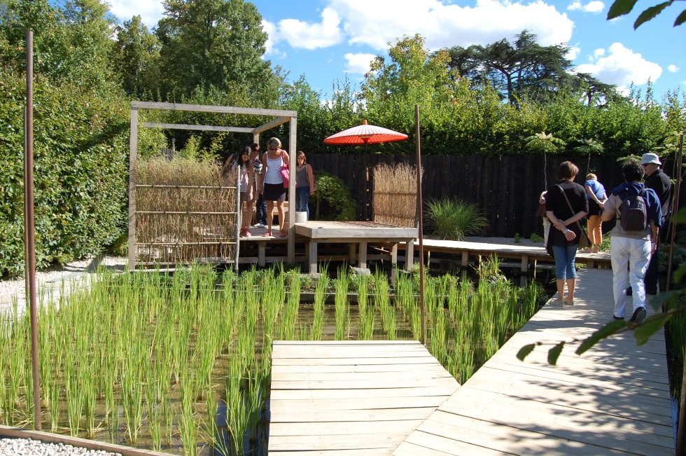 festival des jardins rice patty