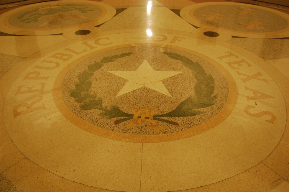 Texas Capitol Rotunda