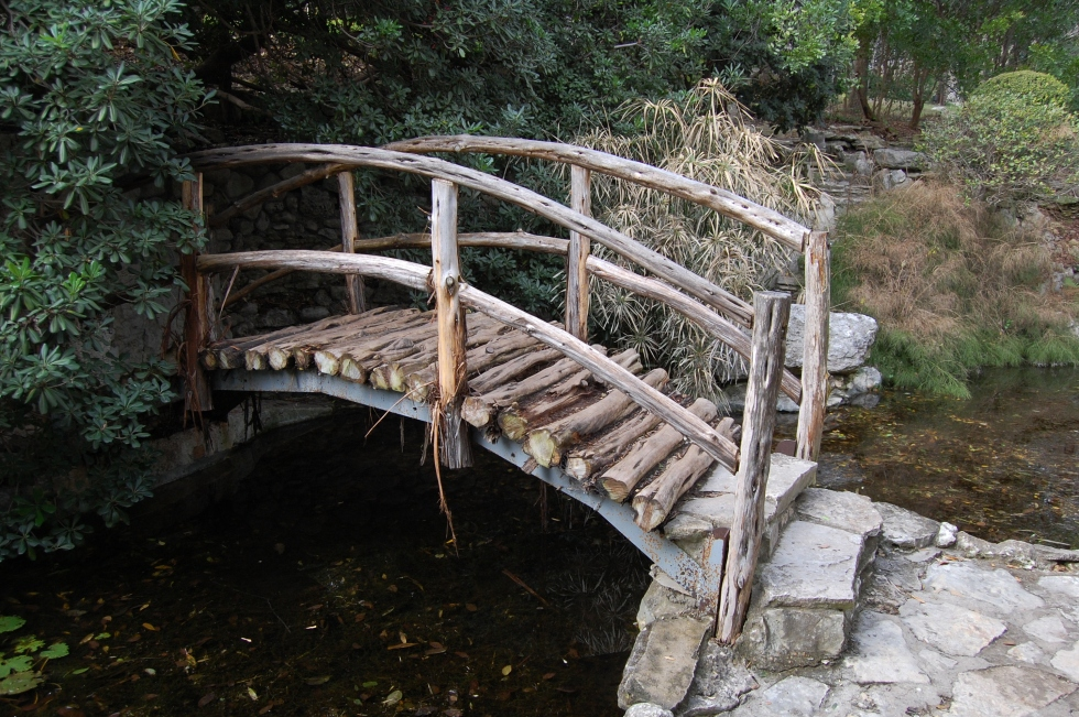 Zilker Japanese Garden