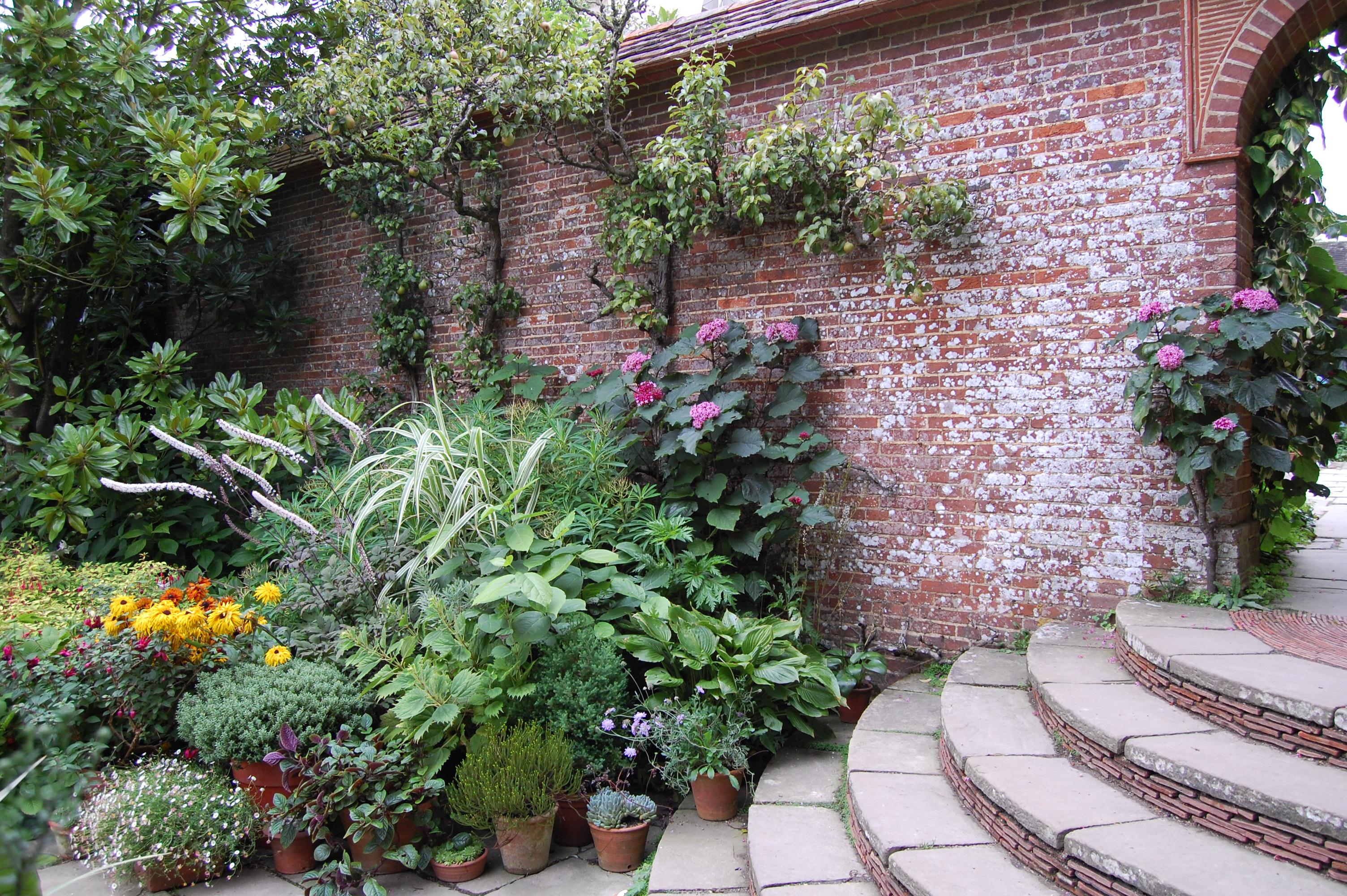 Our Favorite English Garden in September Part 2 gardeninacity