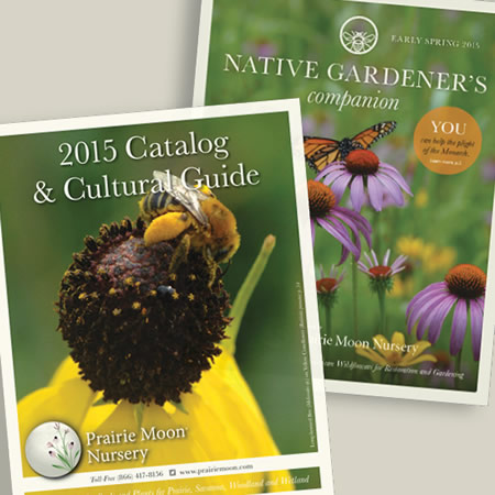 2015 Prairie Moon Nursery catalog