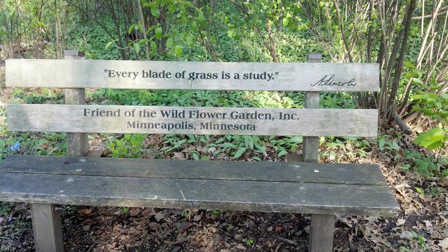 lmg bench2 lincoln memorial garden