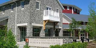 Gettysburg museum and visitor center. Photo from National Park Service