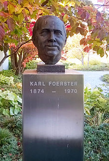 karl foerster person