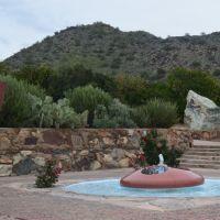 Frank Lloyd Wright's Desert Inspiration — gardeninacity
